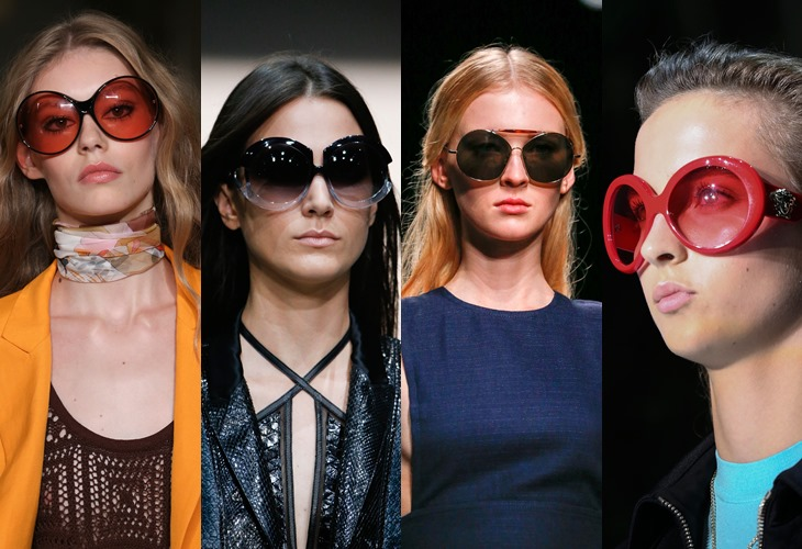 Солнцезащитные очки. Тенденции