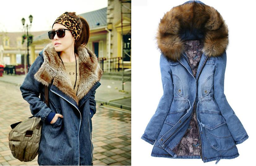 Женские курточки из денима в последних осенне-зимних коллекциях претерпели значительные эксперименты и обновления.