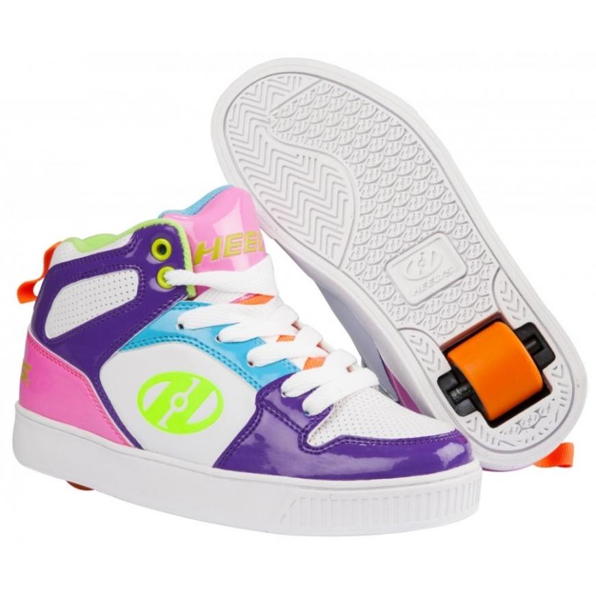 HEELYS - магазин роликовых кроссовок и кед