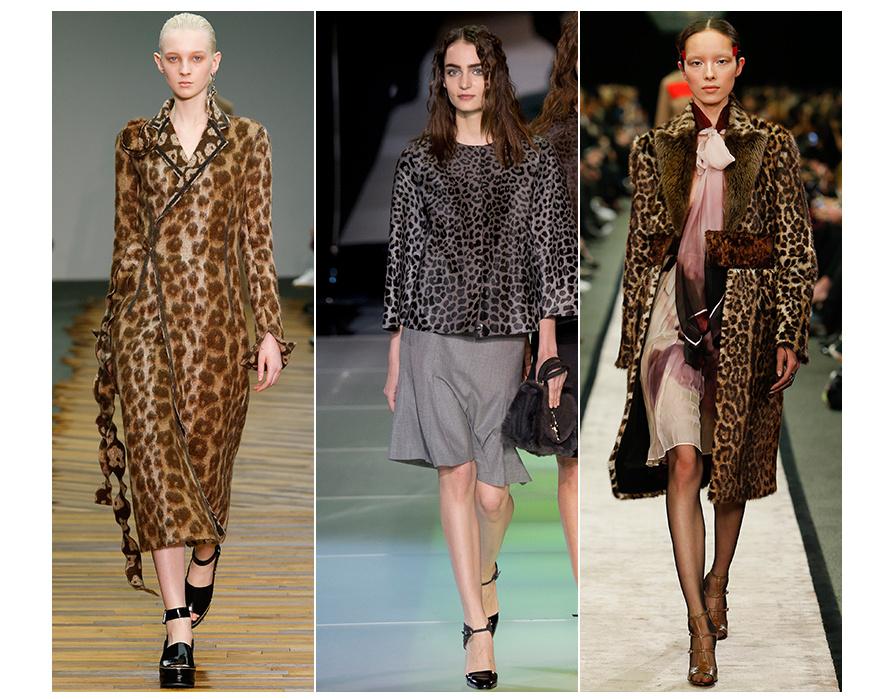 Модные тенденции в женской одежде осень-зима