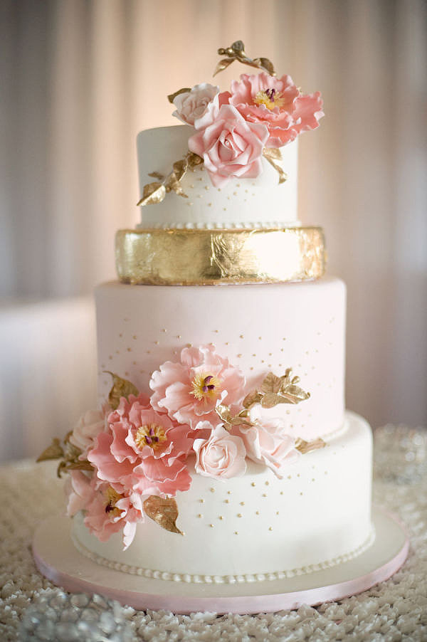 Дизайн свадебные торты
