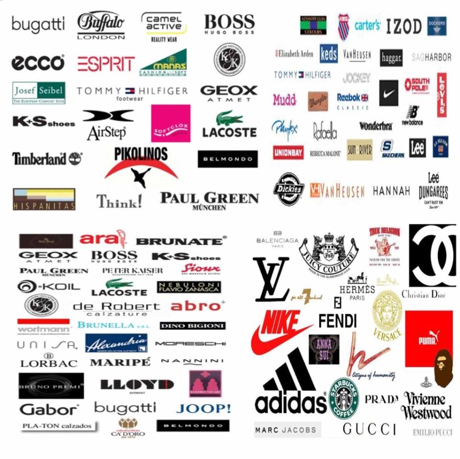 Самые продаваемые бренды одежды и обуви в российских ... Дорогие Машины Марки