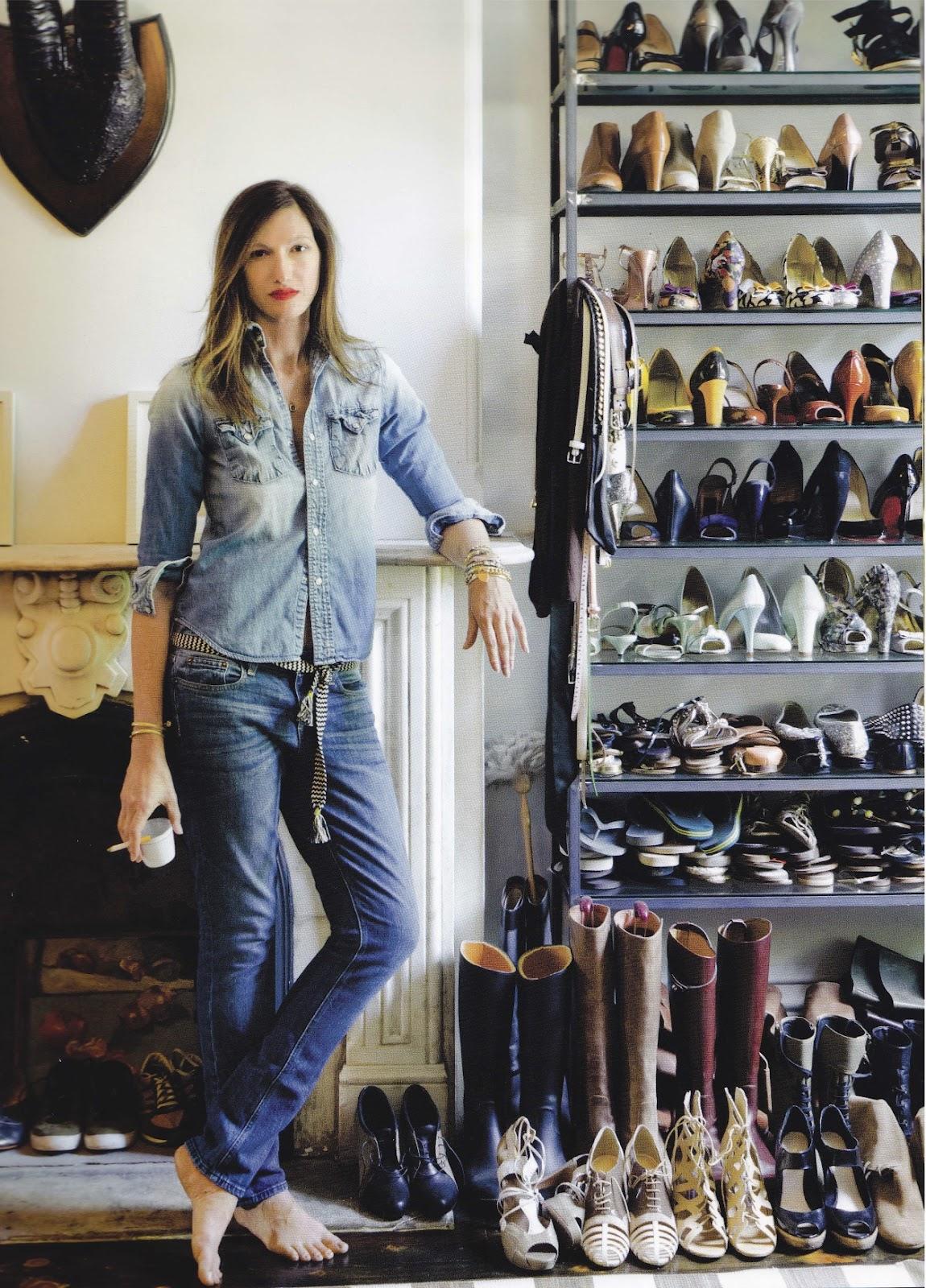 Самая большая в мире любительница обуви Дарлин