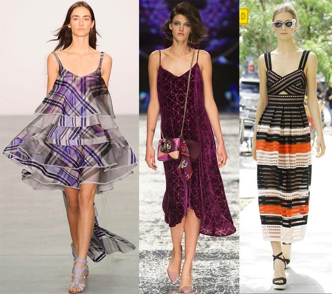 Сарафаны 2017 года модные тенденции на полных